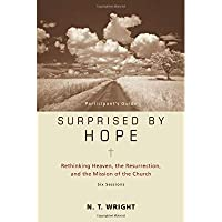 Surprised by Hope Participant's Guide: Rethinking Heaven the Resurrection and the Mission of the Church(No Dvd)【洋書】 [並行輸入品]