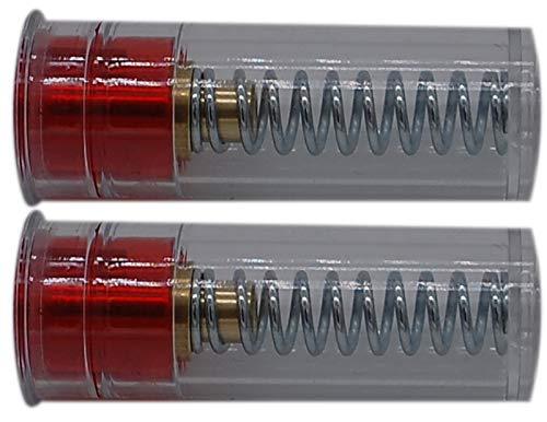 Flachberg Pufferpatronen Kaliber 20 Kunststoff (2 Stück) Pufferpatrone (M1)