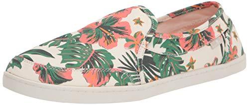 Sanuk Pair O Dice Floral - Zapatillas Deportivas para Mujer, Color, Talla 5