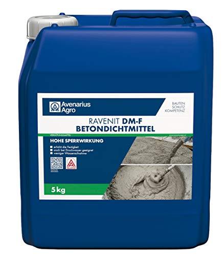 Avenarius Agro Ravenit DM-F Betondichtmittel für wasserdichten Beton (5 kg)