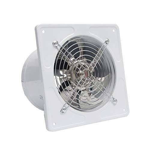 DYXYH Extractor de ventilación de Escape del hogar Ventilador del Ventilador de Alta Velocidad de bajo Ruido de baño Cocina Aseo Pared de ventilación del Aire del Ventilador (Color : B)