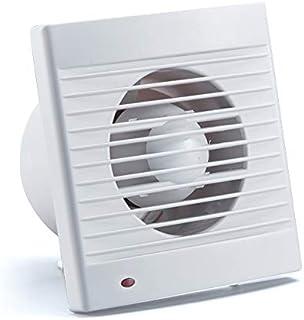 Ventilador extractor de baño 15W aire 158X88X158H mm