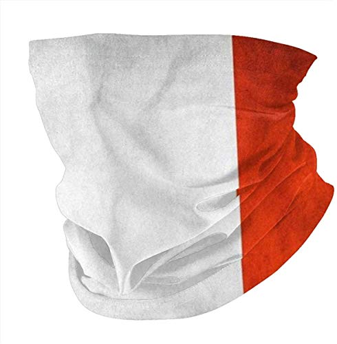 Ginsang Italy Usa Flag Multifunctional Headwear Face Cover Headband Neck Gaiter-one_color-