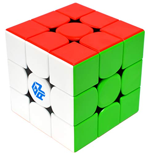Maomaoyu GAN 356 RS 3x3 Speed Cube Stickerless Magic Puzzle Cube