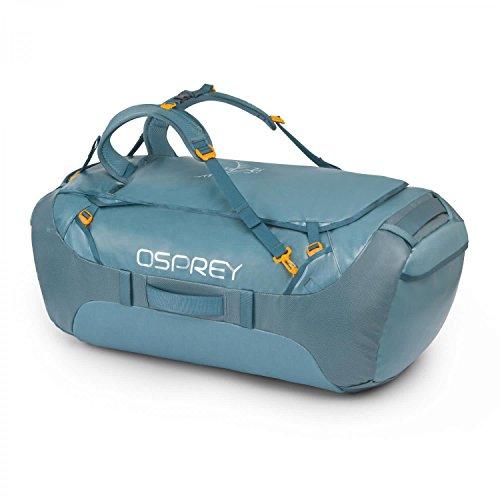 Osprey Transporter 130 Litre Holdall Travel Luggage, Grey, One Size