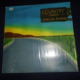 Country Musica para el Camino (Capitol // Vinyl) Various Artists
