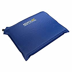 The Regatta Inflating Pillow Laser can be used as a walking sit-mat or pillow Its self-inflating vavlue is simple and easy to inflat Iti has lightweight foam contstruction and a dimaon ripstop polyester upper fabric It is durable polyester base fabri...