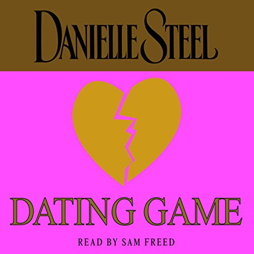 Dating Game audiobook cover art