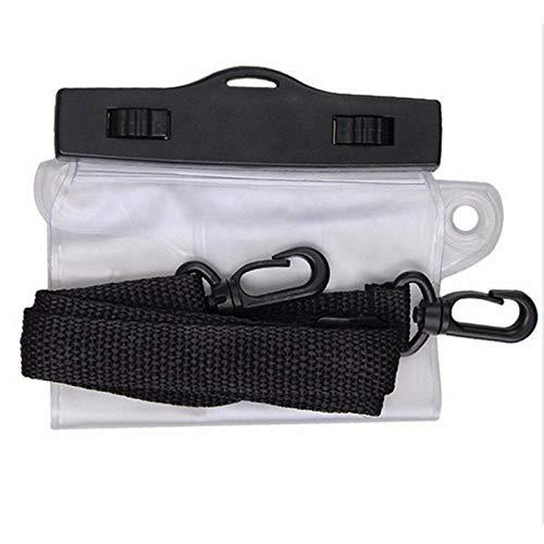 Wasserdichte Tasche für Walkie-Talkie, wasserdichte Hülle für Radios, vollständiger Schutz mit Umhängeband