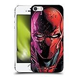 Head Case Designs sous Licence Officielle Batman DC Comics Trois Jokers #3 Red Hood Coque Dure pour l'arrière Compatible avec Apple iPhone 5 / iPhone 5s / iPhone Se 2016