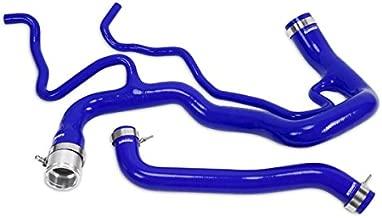 Mishimoto MMHOSE-DMAX-11BL Chevrolet/GMC 6.6L Duramax Silicone Coolant Hose Kit, 2011+, Blue