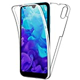 SDTEK Case for Huawei Y5 (2019) Full Body Front and Back