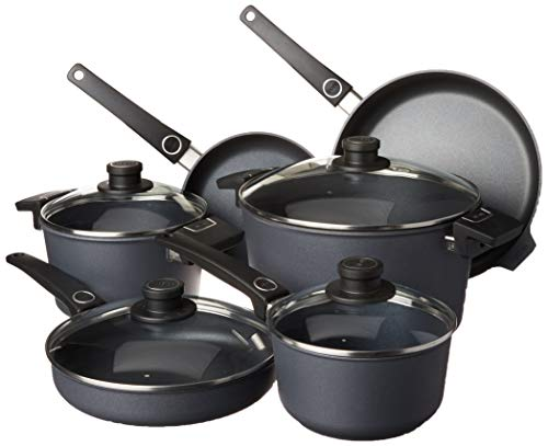 Woll Diamond Plus/Diamond Lite 10-Piece Cookware Set