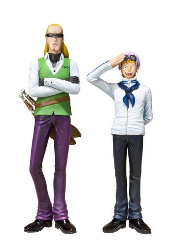 One Piece Zero Coby & Helmeppo Figuarts