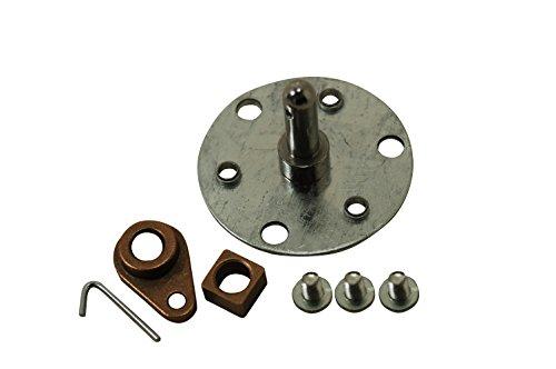 Hotpoint Ariston Creda Tumble Dryer Drum Shaft Kit (V4) part number C00113038