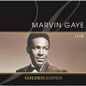 Golden Legends: Marvin Gaye Live