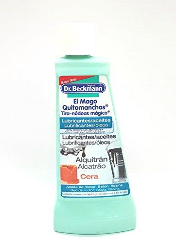 Dr.Beckmann Mago Quitamanchas Lubricantes Y Aceites