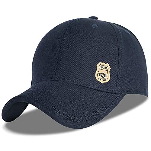 Preisvergleich Produktbild AOHAN Basecap Herren Baseball Cap Damen Outdoor Mütze Casual Classic Mode Baseballmütze Kappe Sonnenblende Hüte Verstellbar Unisex Cotton Cap