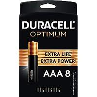 8-Pack Duracell Optimum AAA Batteries