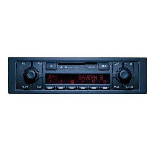 Audi 8E0057152B Kassetten-Autoradio Chorus II ohne Diversity