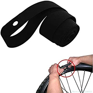 "Susie-Smile - New 26"" Mountain Bike Rubber Bicycle Rim Tape Inner Tube Protector Spoke Wheel Strip"