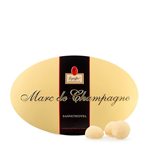 Leysieffer - Marc de Champagne-Sahnetrüffel in Geschenkdose