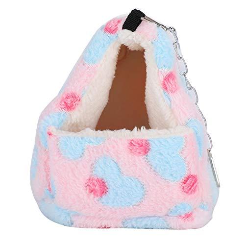 Jeanoko Cama colgante lavable cómoda para mascotas pequeñas (mediana)
