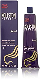 Wella Koleston Creme Haircolor 1+1 7/03 Medium Beige Blonde