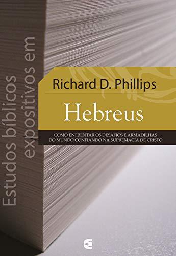 Estudos bíblicos expositivos em Hebreus