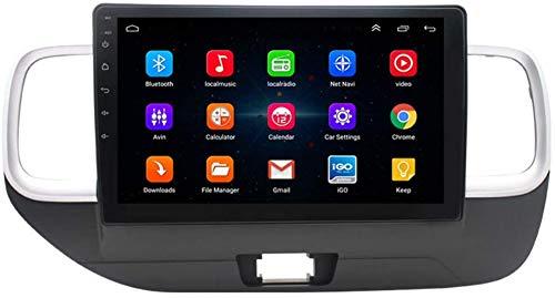 AEBDF Android 9.1 Coche GPS navegación para Hyundai Sale 2017-2020, 9 Pulgadas Coche Estéreo Radio Pantalla táctil Pantalla Sat Nav Car Media Player,8Core WiFi+4G 4+32 DSP+Carplay