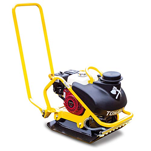 Tomahawk Power 5.5 HP Honda Engine Forward Plate Compactor