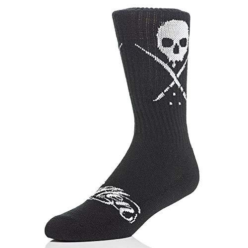 Sullen Men's Standard Issue Socks Black