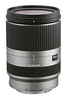 Tamron 18-200 mm VC Di III Lens For Canon EOS-M Cameras - Silver (B00L3CX86M)   Amazon price tracker / tracking, Amazon price history charts, Amazon price watches, Amazon price drop alerts
