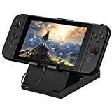 Nintendo Switch Stand for Nintendo Switch Compact Foldable Multi Angle Holder Play Stand Compatible with Nintendo Switch Switch Lite IPad iPhone Samsung Galaxy Tab Android Phones Tablets E-Reader