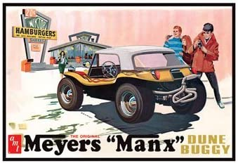 #scm006 2021 AMT The Original Boston Mall Meyers Manx Auto Buggy Dune World Excl