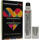 ANDROSTENONUM MAX 100% Feromona para hombres 8ml roll-on Feromonas humanas Regalo para él Atraer a las mujeres...