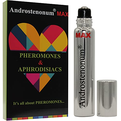 ANDROSTENONUM MAX 100% Pheromone for men 8ml roll-on Regalo de feromonas humanas para él atraer a las mujeres afrodisíacas moléculas extra fuertes