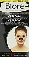 Biore Deep Cleansing Charcoal Pore Strips, for Blackheads