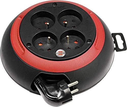 Brennenstuhl 1102241 Design-Box CL-S - Enrollador de cable eléctrico (3 m, H05VV-F...