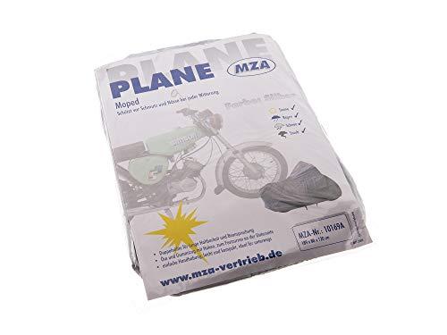 MZA Meyer-Zweiradtechnik 10169A Abdeckplane, Faltgarage, Plane fürs MOPED-189x88x120 cm
