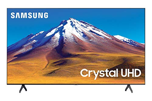 TV Samsung 58' 4K Cristal UHD Smart TV LED UN58TU6900FXZX (2020)