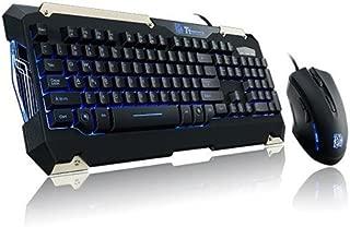 Teclado + Mouse Tt Sports Commander, Thermaltake, Teclados
