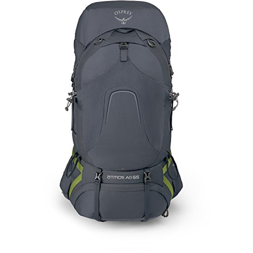 Osprey Atmos AG 65 Backpack, Abyss Grey, Medium