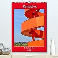 Ruhrgebiet - Zauberhafte Blicke (Premium, hochwertiger DIN A2 Wandkalender 2022, Kunstdruck in Hochglanz): Stimmungsvolle Ansichten aus einer malerischen Region (Planer, 14 Seiten )