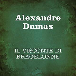 Il visconte di Bragelonne copertina