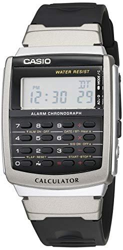 Casio Unisex Calculator Databank Sport Watch