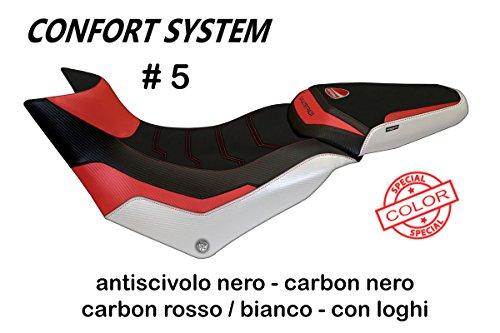 Kawasaki Versys 650 2011-2017 Tappezzeria Elba-2 Comfort Memory Rivestimento per Sella