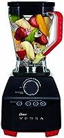 Oster Versa Performance Batidora de alto rendimiento, 1400 W, 1.9 litros, Plástico, Negro