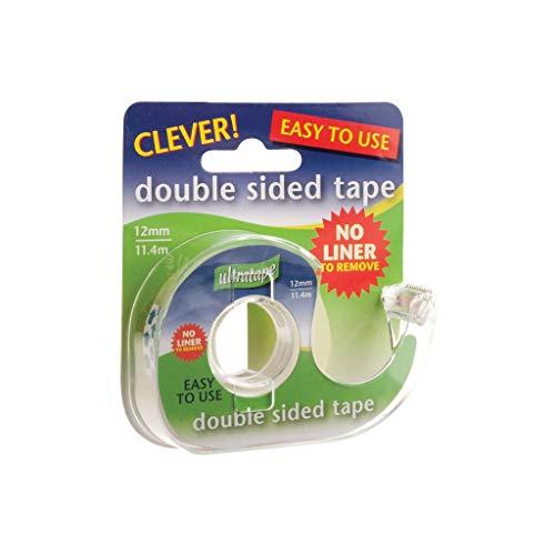 Ultratape 50mmx10m Rodillo De Pvc Doble Cara Tape Alfombra