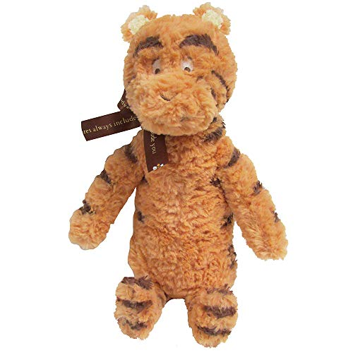 Disney Baby Classic Winnie the Pooh and Friends Stuffed Animal  Tigger 11.75 Inches